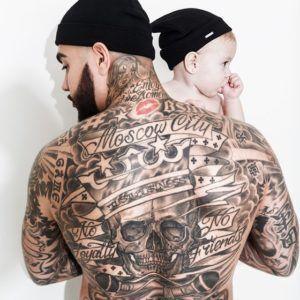 ТОП-10 татуировок известных музыкантов