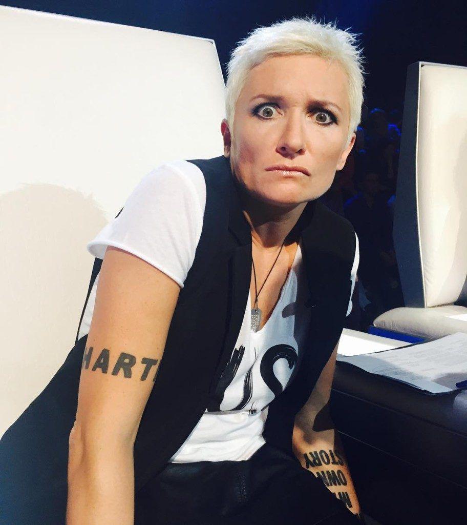 Татуировки Дианы Арбениной