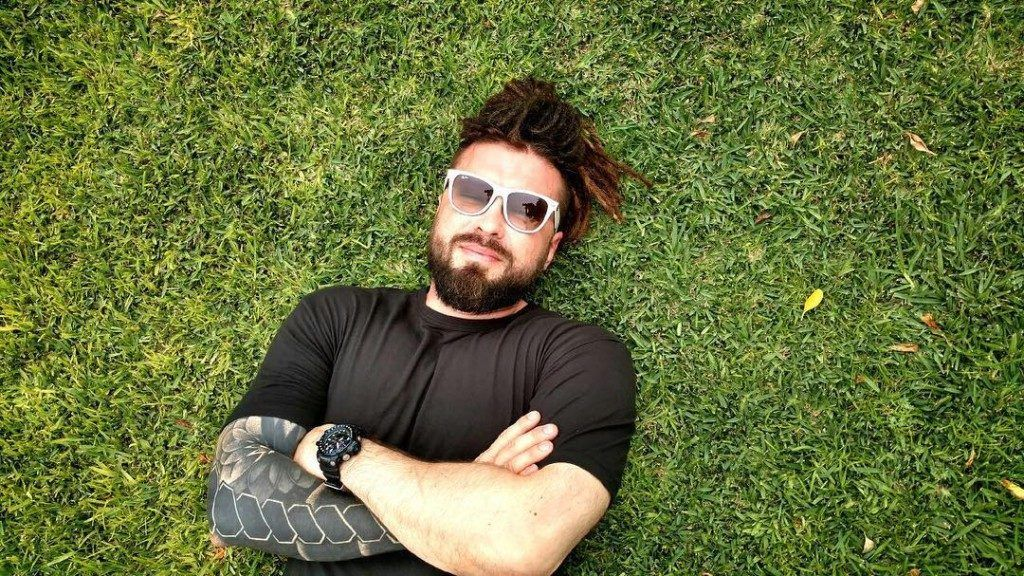 Татуировки Гарика Burito на руке
