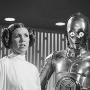 Star Wars: Принцесса Лея навсегда в татуировках поклонников