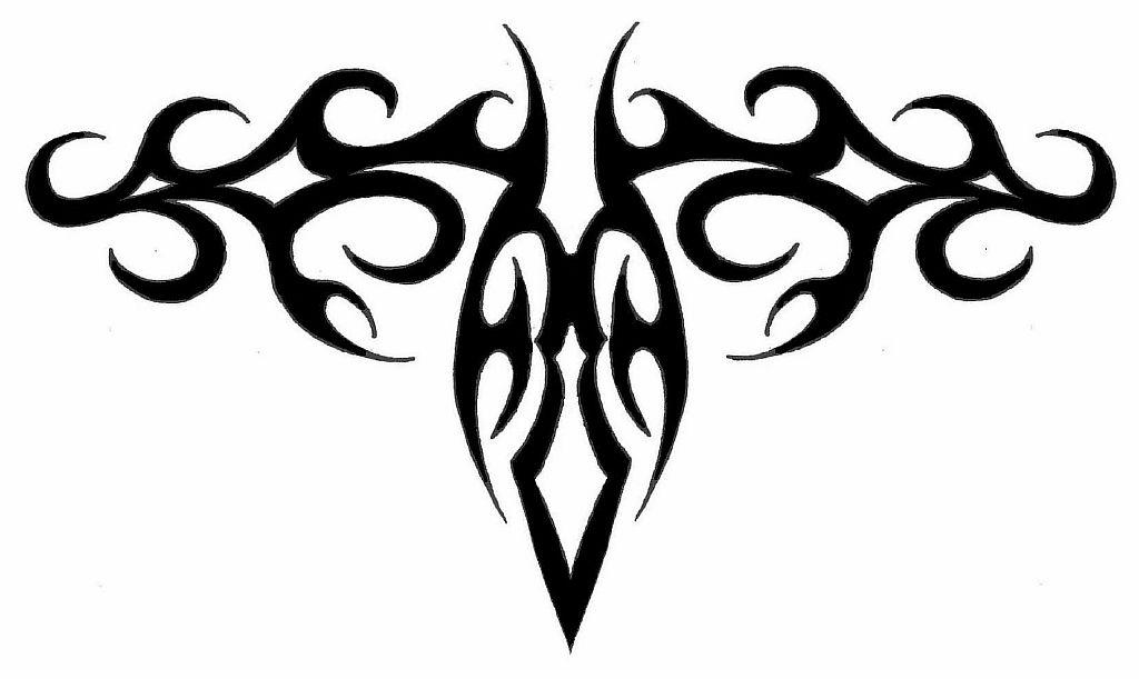 Трайбл-тату: 70 эскизов татуировки46