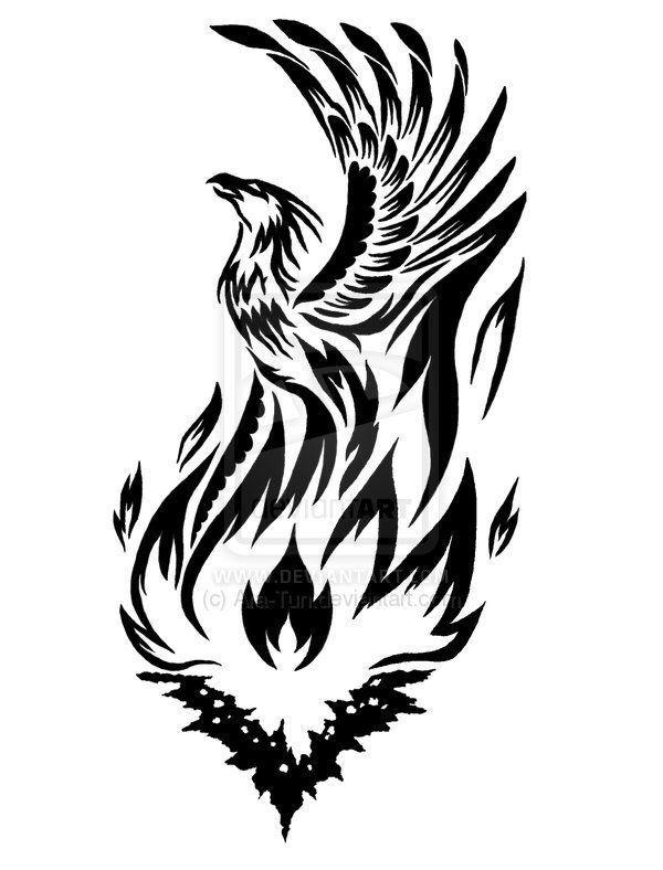 Трайбл-тату: 70 эскизов татуировки51
