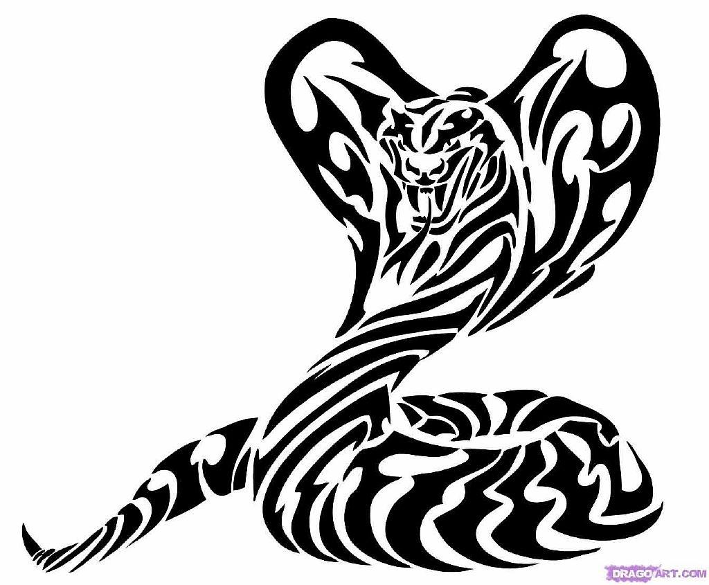 Трайбл-тату: 70 эскизов татуировки52