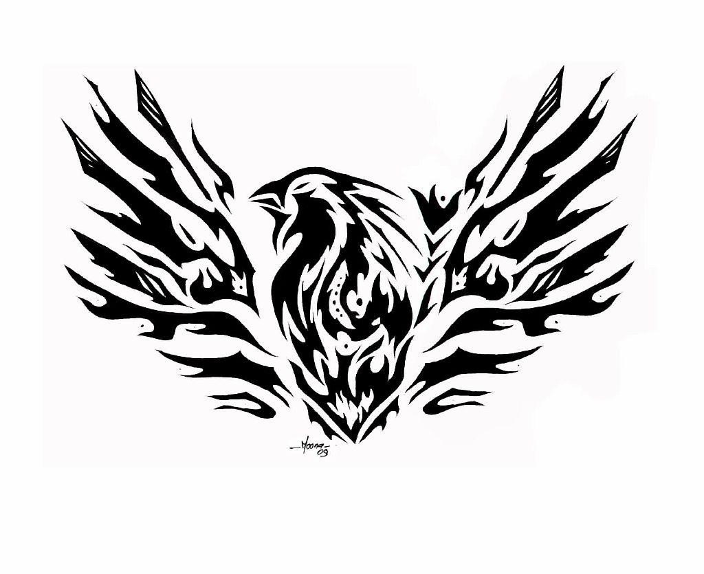 Трайбл-тату: 70 эскизов татуировки59