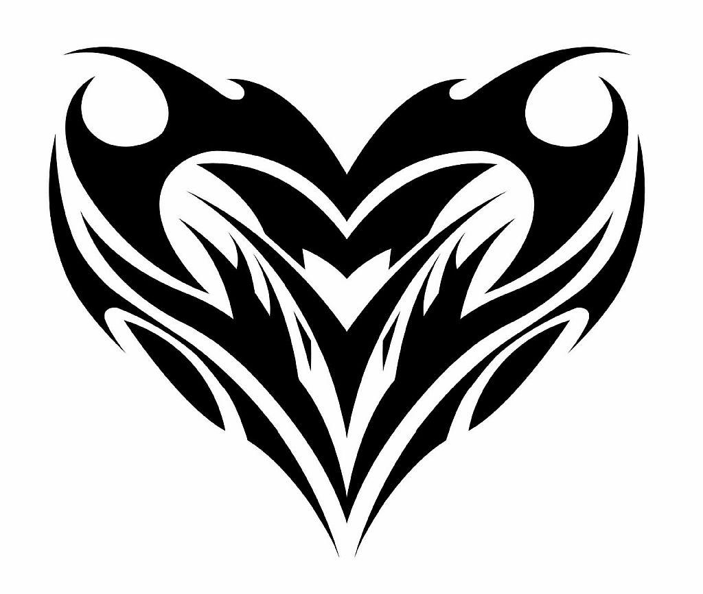 Трайбл-тату: 70 эскизов татуировки65