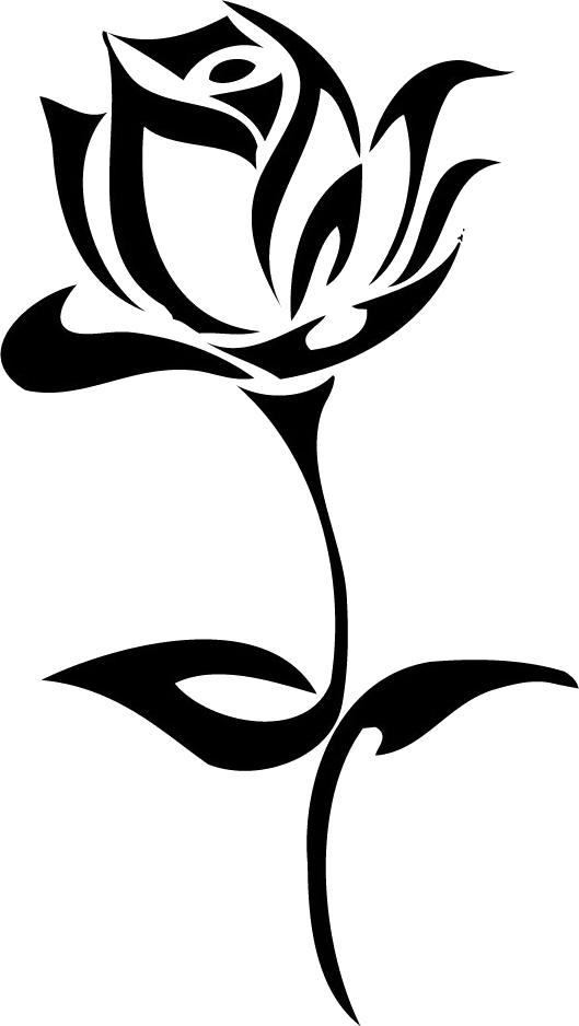 Трайбл-тату: 70 эскизов татуировки66