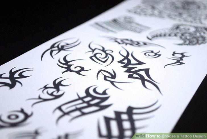 Трайбл-тату: 70 эскизов татуировки0
