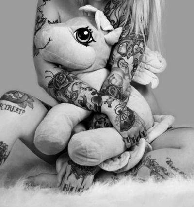 girls tattoo foto