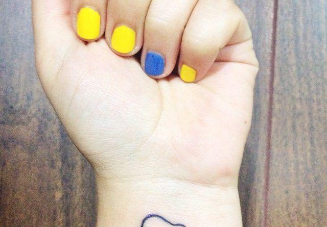 minimal tattoo