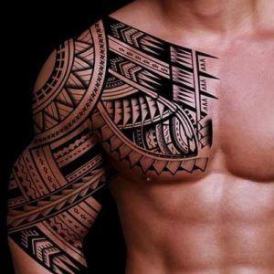 Тату в стиле полинезия: происхождение, значение, плюсы и минусы