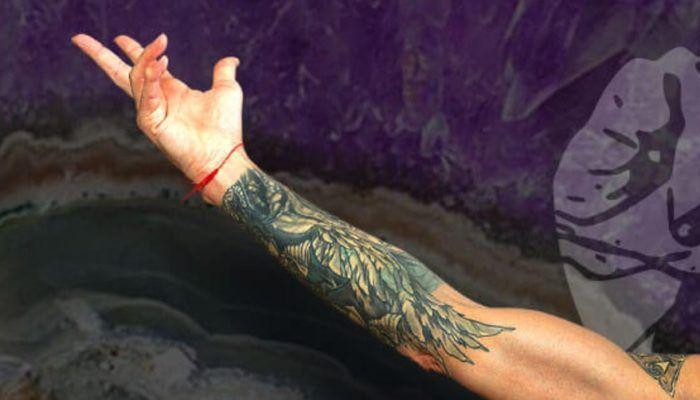 Татуировки Свами Даши