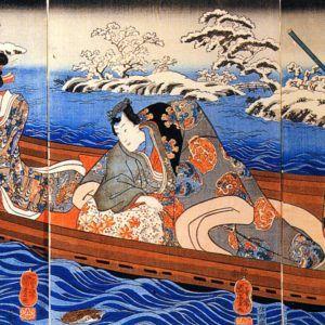 Японская татуировка. История стиля