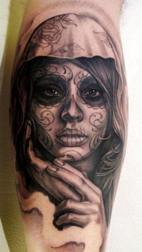 Best 25+ Sugar skull girl ideas on Pinterest Sugar skull girl.
