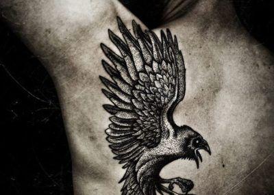 тату скандинавские викингитату скандинавские орел