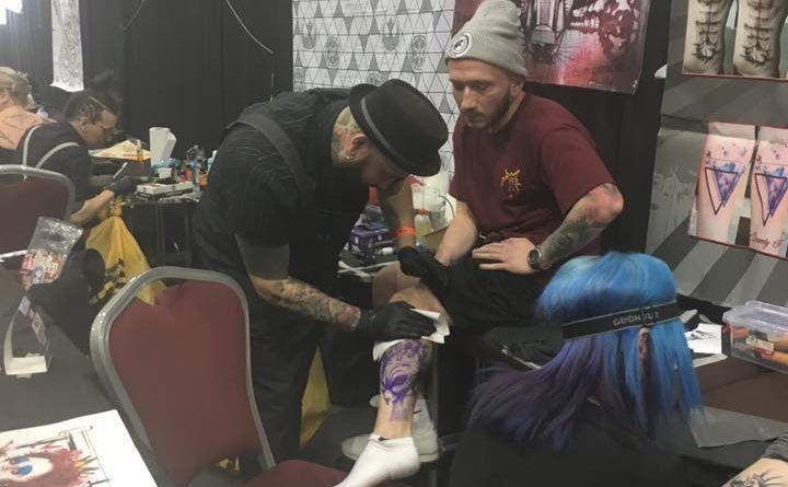 Tattoo Freeze