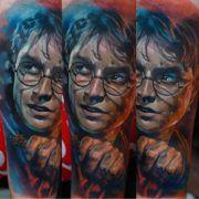40 крутых реалистичных татуировок с известными людьми