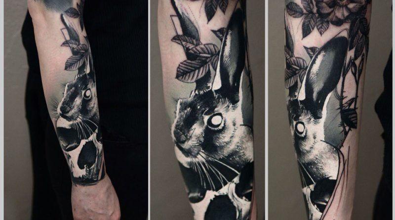 блекворк кролик