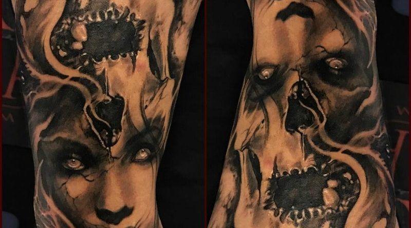 Best of Show Tattoo at New Zealand Tattoo Art Festival min