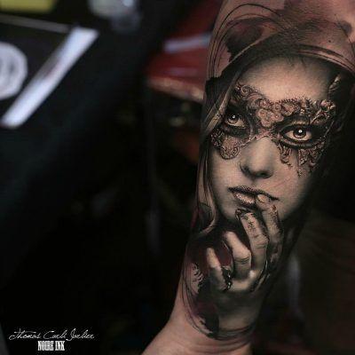 Best of show Corsair Tattoo Ink min
