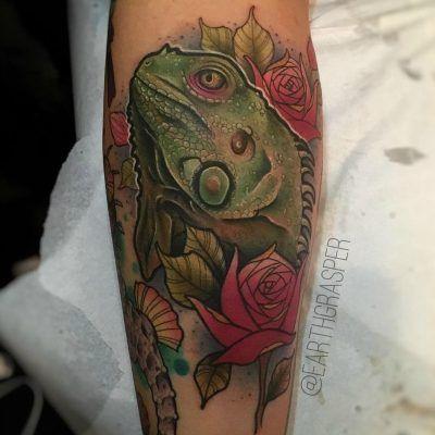 Best of show Houston Texas Tattoo Extravaganza min