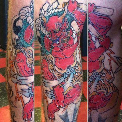 Best of show Northern Arizona Tattoo Fest min