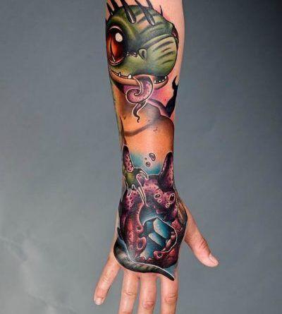 Best of show TattooJAM min