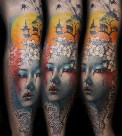 Best of show Tattooweek Rio