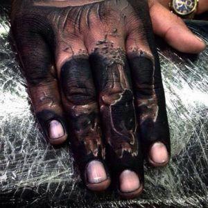Сверх-реалистичные татуировки мастера Drew Apicture