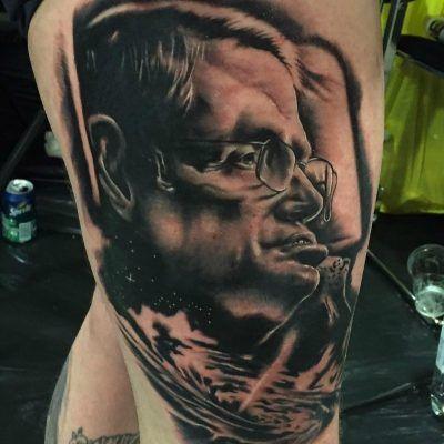 Nottingham International Tattoo Convention min
