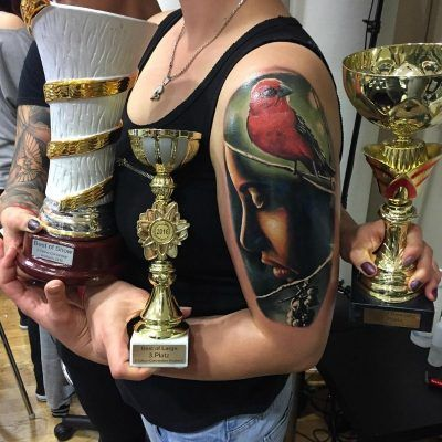 Tattoo Convention Ansbach min