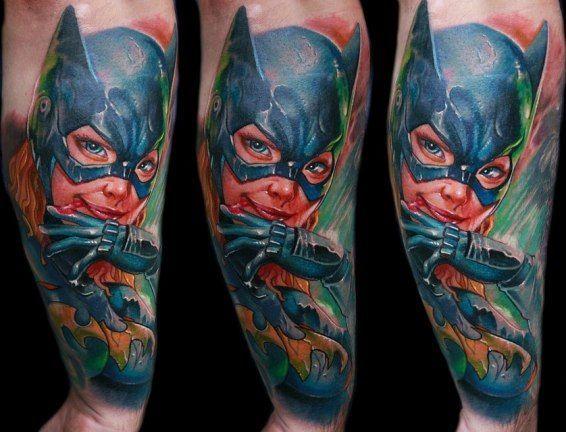 Tattoo Mariusz Romanowicz