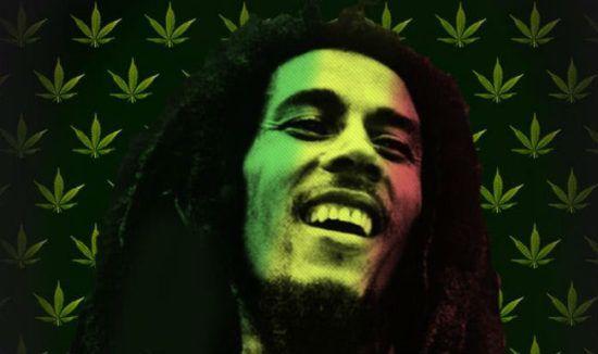 Боб Марли – известный растаман