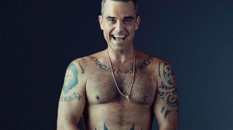 Робби Уильямс и его татуировки