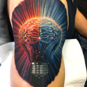 Мозг: интересные факты и татуировки с органом