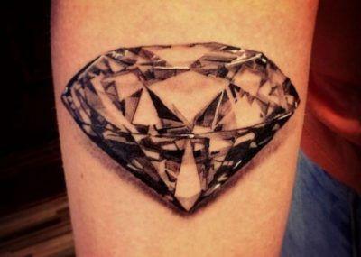 тату алмаз