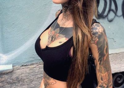 Сексуальные тату для девушек