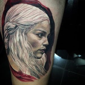 Game of Thrones ontattoo