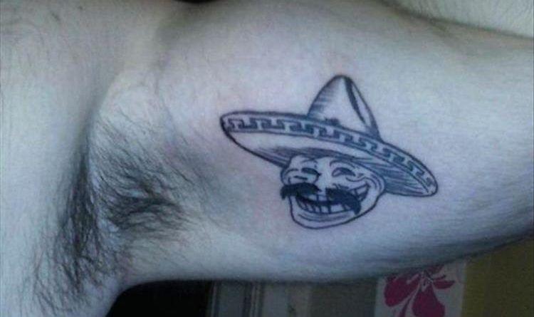 memes tattoo