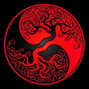 Тату со смыслом: ☯ символ Инь-Ян в татуировке (75 фото)