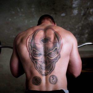 Исследование: мешает ли татуировка вам потеть?