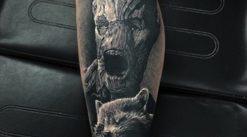 guardians tattoo e