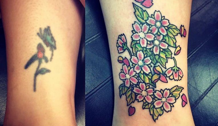 Cover Up Tattoo