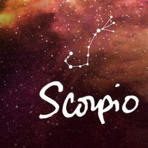 Татуировки для знаков зодиака. Скорпион