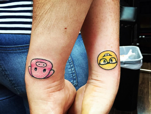 Tattoo Emoj фото