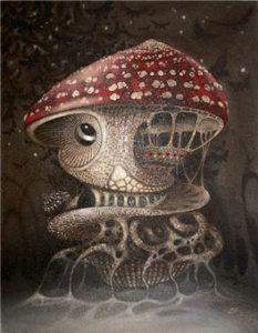 Мухомор: использование волшебных грибов в шаманской практике
