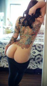 tattoo sexy