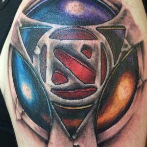 Татуировки Дота 2