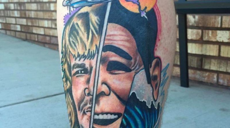Remixing Movies - Татуировки поп-культуры