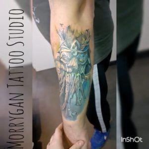 Тату Дота 2 Татуировки Dota