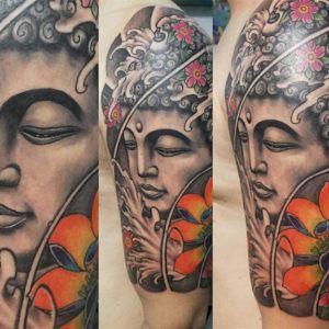 Тату Будда. Что важно знать о татуировке?